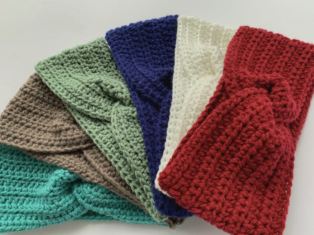 Crochet Headband Collection